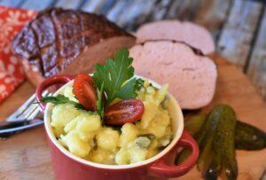 Read more about the article 18 Vinaigrette Potato Salad Ideas