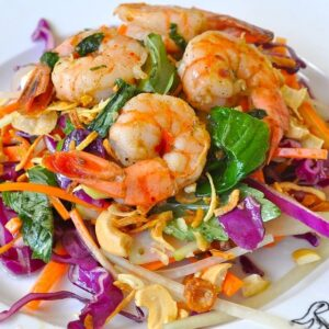 Read more about the article 14 All-Time Greatest Salad With Shrimp Recipes