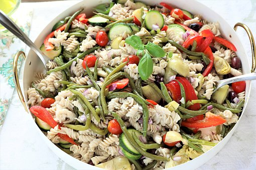 Read more about the article My Favorite Vegan Pasta Salads