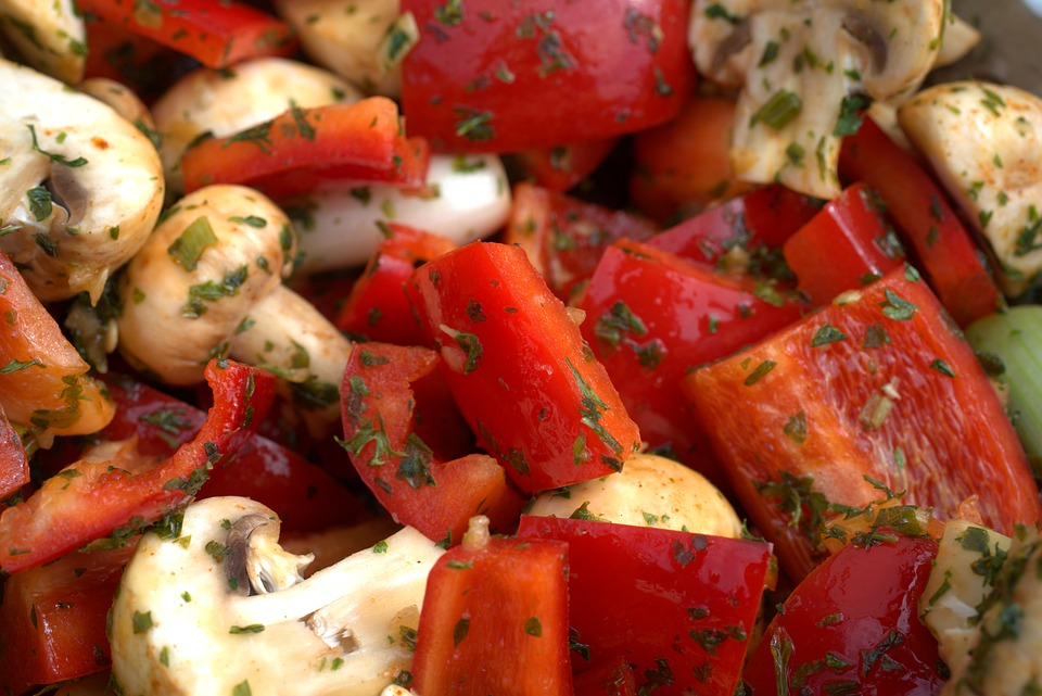 Read more about the article Top 18 Mushroom Salad Recipes
