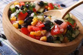 Mexican Black Bean Salad | Cook for Your Life