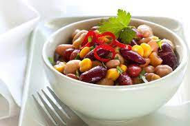 Fiery Mexican Bean Salad - PepperScale